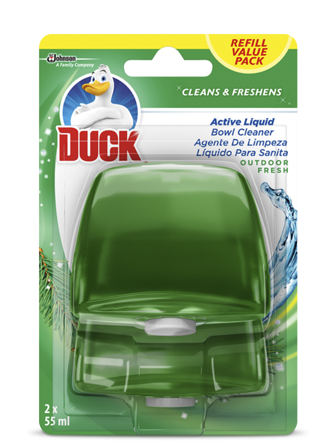 duck liquid rimblock outdoor fresh 2 refill